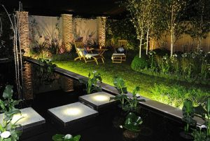 cool-garden-lighting-home-lighting-swimming-pool