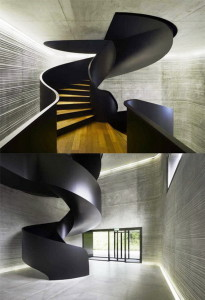 The-Marvelous-Unque-Awesome-Spiral-Stairs-Design