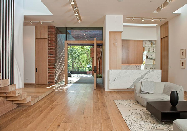 The perfect home design entrance living room lab blog for Perfect home design