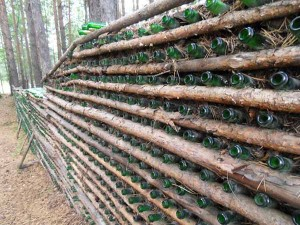 glass-plastic-bottles-recycling-fences-3