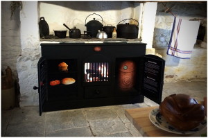 Victorian-Kitchen-Range-Llanyrafon-Manor-Torfaen