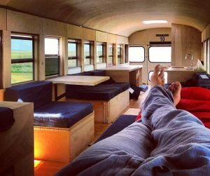 Comfortable-seating-space-inside-the-mobile-home