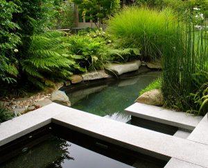 Segmented-garden-pond
